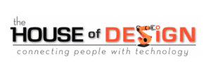 The House of Design logo