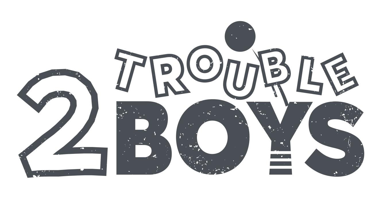 2 Trouble Boys logo