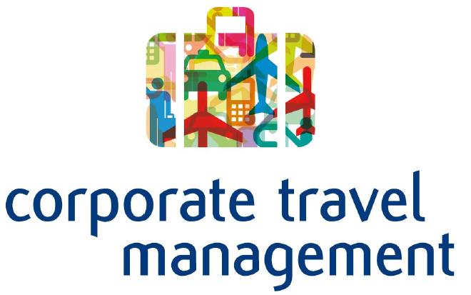 Corporate Travel Management logo