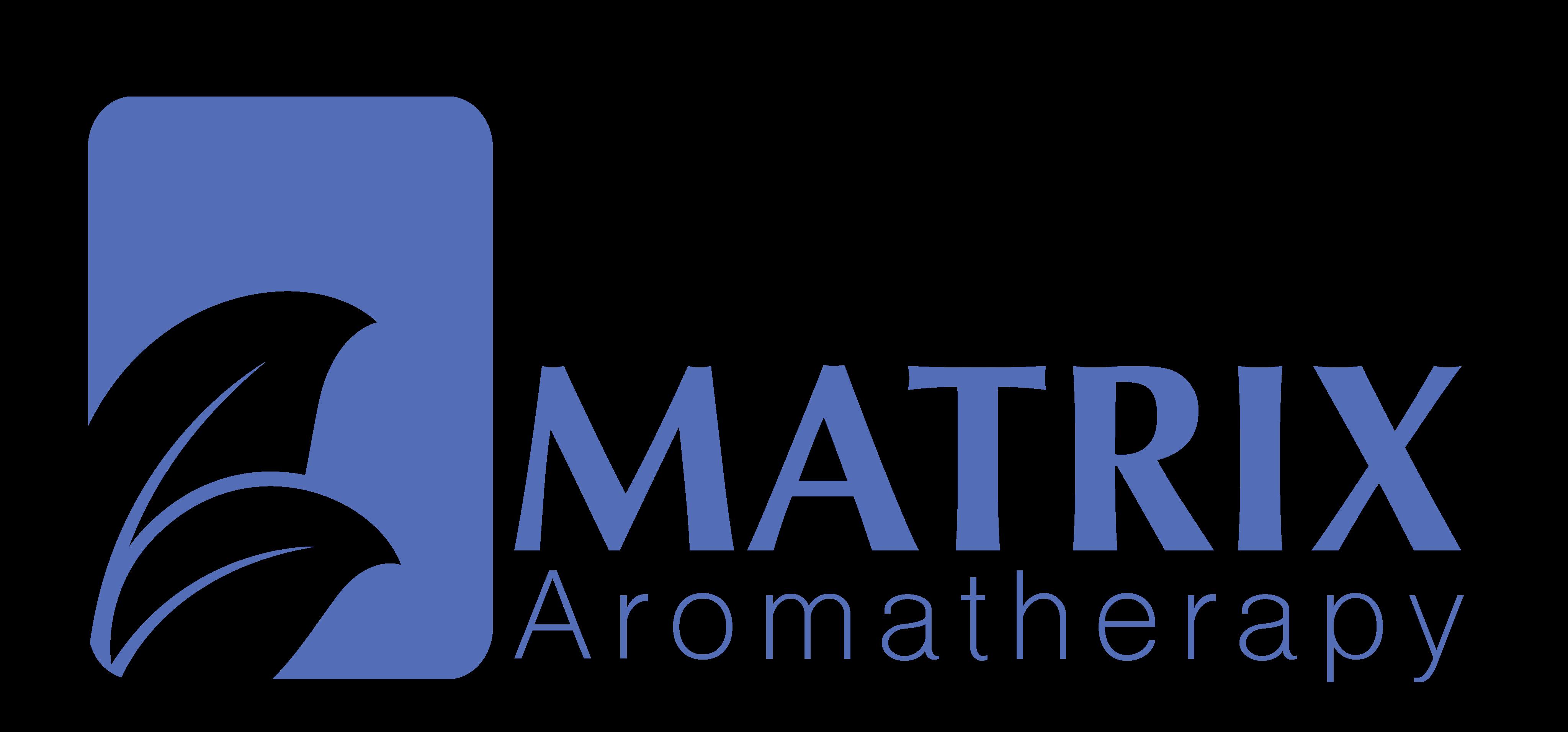 Matrix Aromatherapy logo