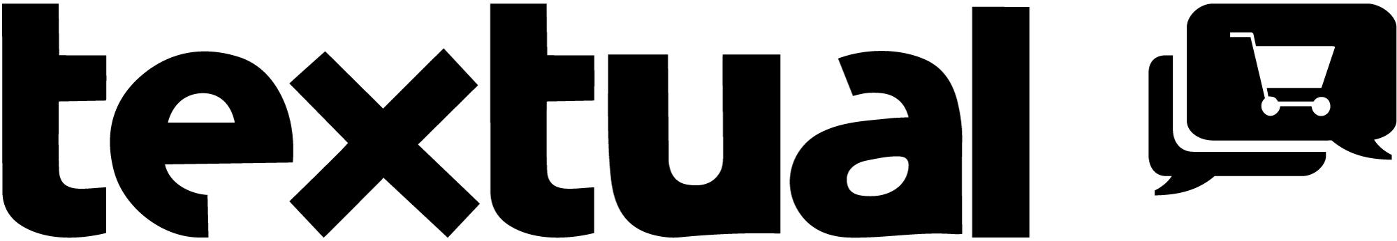 Textural logo