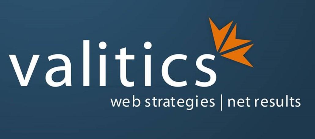 Valitics logo